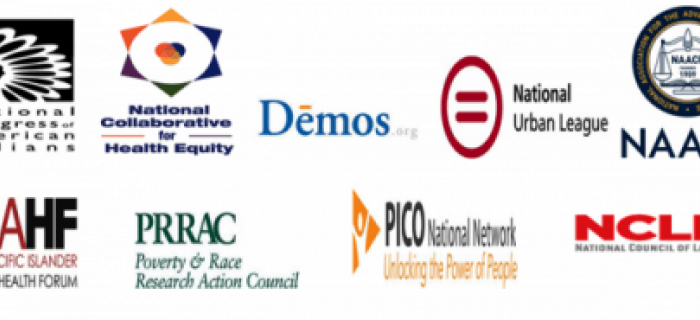 Racial Equity Organizations' Statement on SCOTUS Decision in King v. Burwell