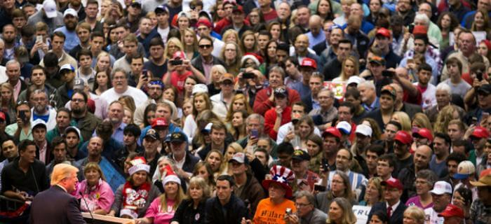 Racial Identity, and Its Hostilities, Return to American Politics