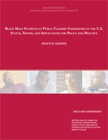 Black Male Students at Public Flagship Universities in the U.S.:  Status, Trends, and Implications for Policy and Practice