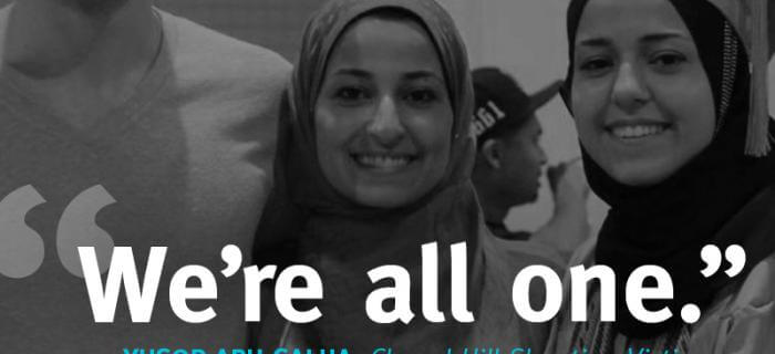 Civil rights organizations stand with Arab and Muslim communities in wake of Chapel Hill shootings