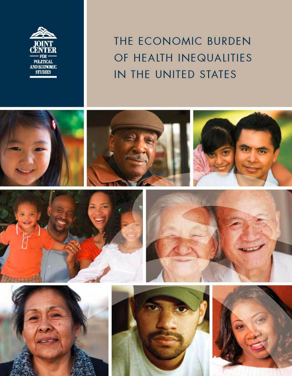 The Economic Burden of Health Inequalities in the United States
