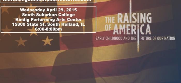 Film Screening: The Raising of America