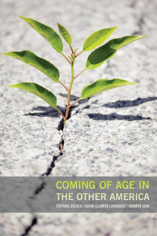 "Book Launch for ""Coming of Age in the Other America"""