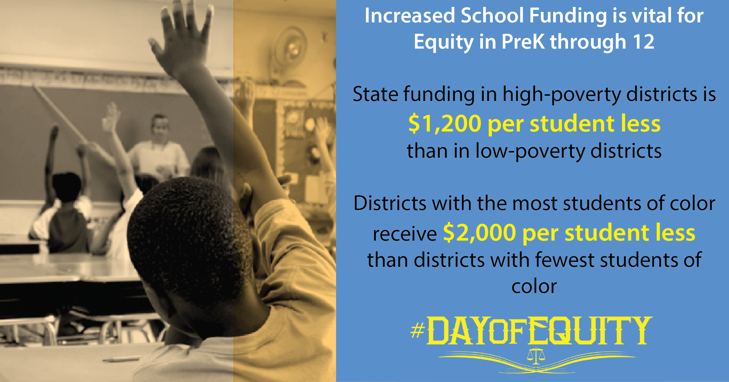 Join the Marguerite Casey Foundation's #DayofEquity campaign