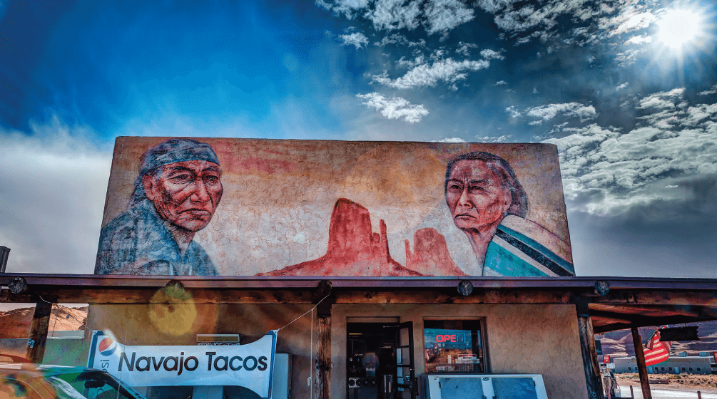 The Navajo Nation Just Passed a Junk Food Tax. Too Bad Junk Food is All You Can Buy.