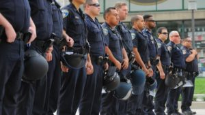 Study Shows Deep Racial Divide on How Black, Latino and White Cops View Racial Equality, Police Brutality