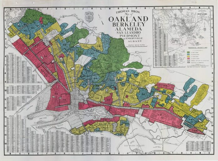 Did You Know Black Ghettos Were Deliberately Created By Gov't Sponsored Redlining?