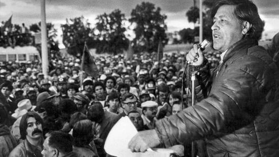 From the Archives: Remembering Cesar Chavez