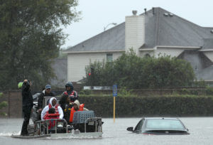 Location, Location, Location: Why Houston's Poor, Nonwhite Communities Will Bear the Brunt of Harvey's Fury