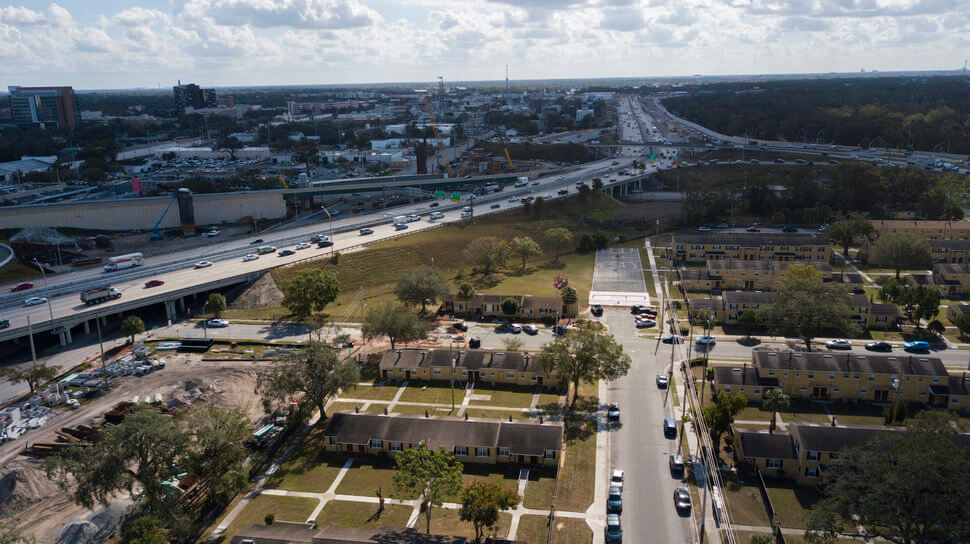 Even Breathing Is A Risk In One Of Orlando's Poorest Neighborhoods