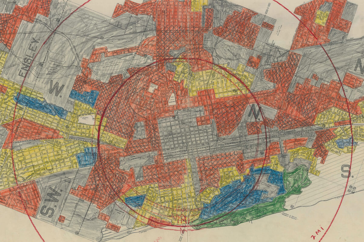 Birmingham's 'Food Deserts' Have Been Shaped by its Redlined Past