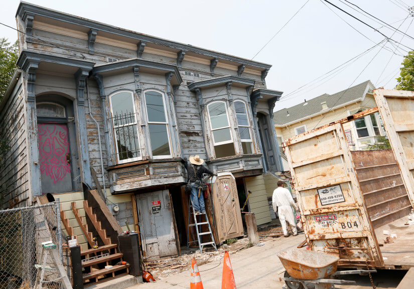 Bay Area Gentrification Displacing Communities of Color