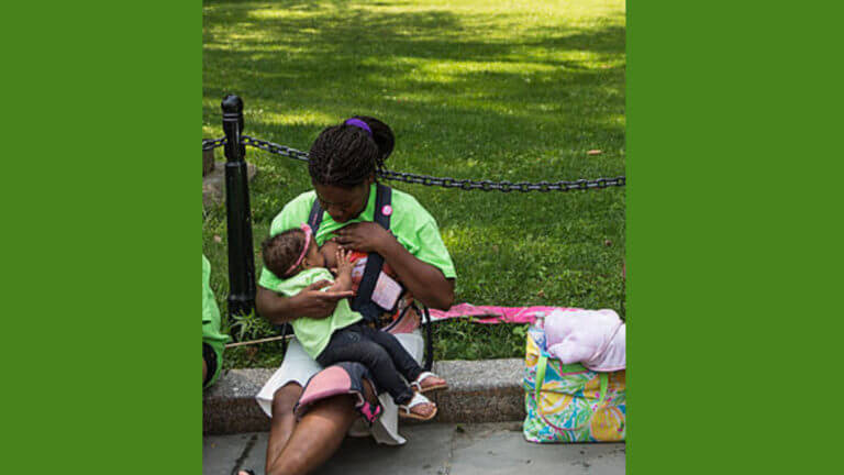 Black Mothers Need to Wield the Enormous Power of Breastfeeding their Babies