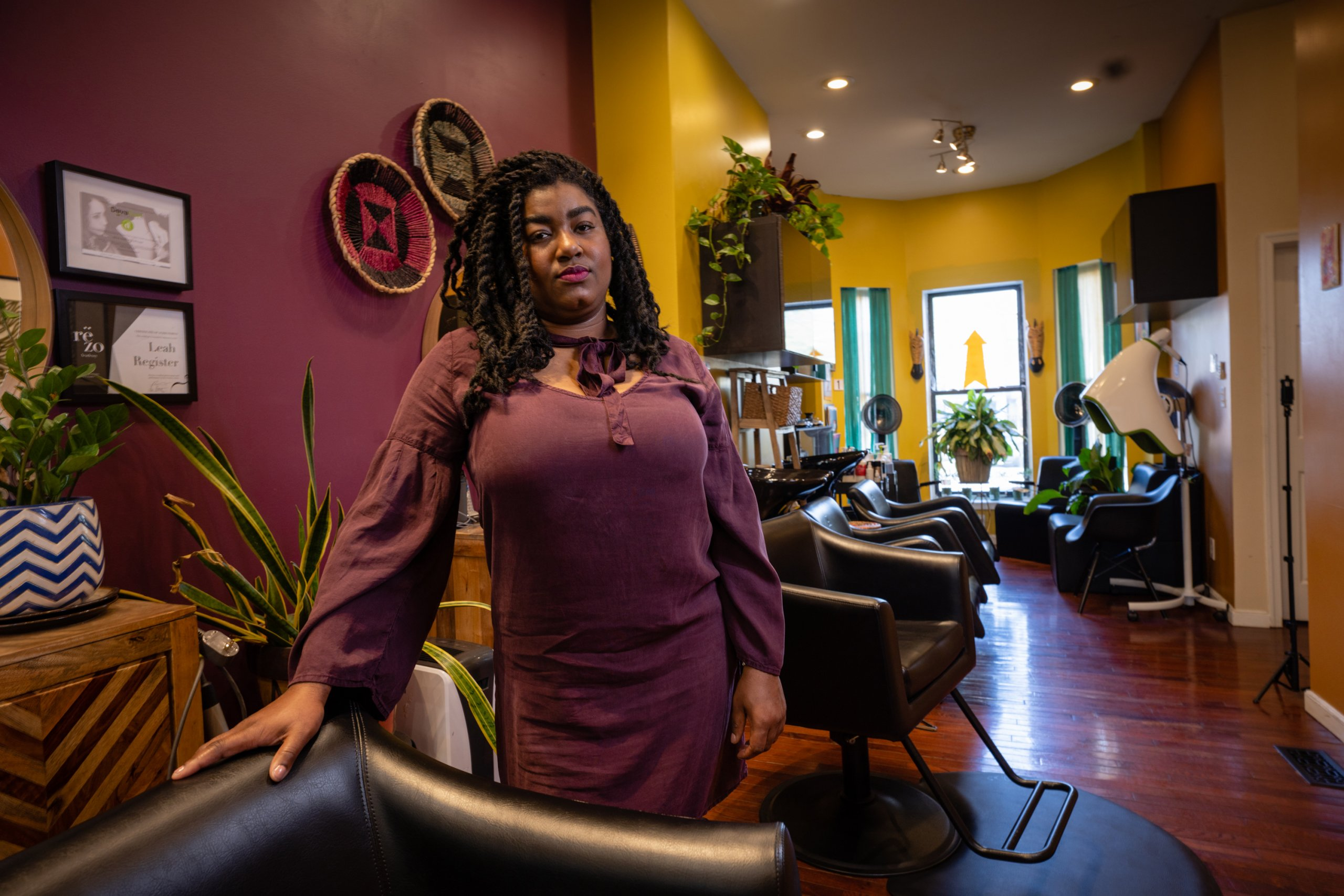 News: Black-Owned Businesses Could Face Hurdles in Federal Aid Program (The New York Times, April 10)