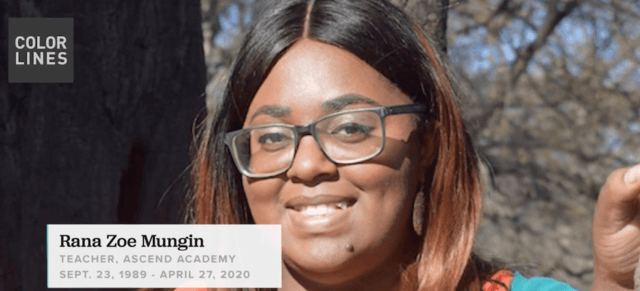 WATCH: Dr. Oni Blackstock Shares Why COVID-19 Is Killing Black and Latinx Folks in New York City