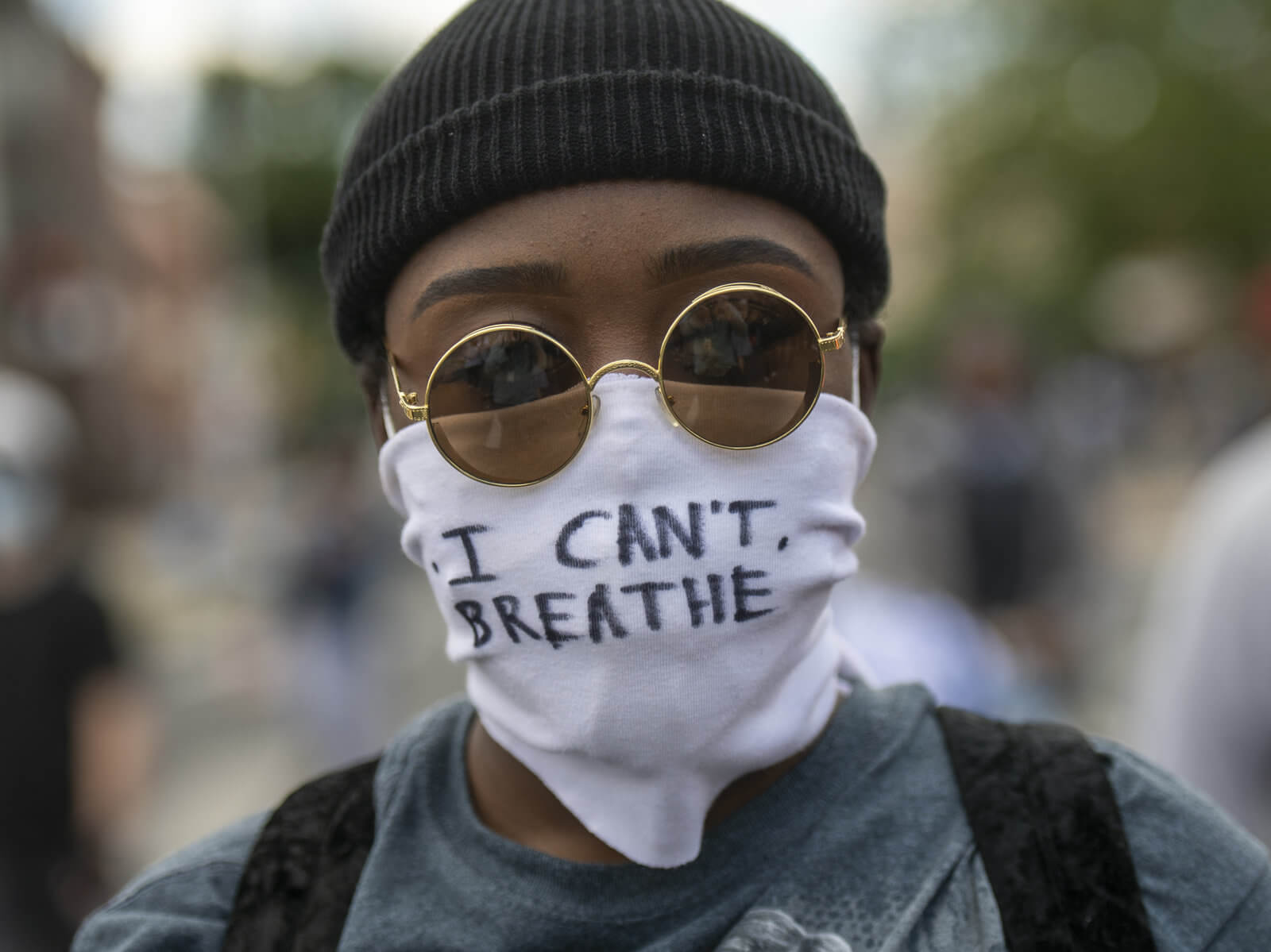 Protesting Racism Versus Risking COVID-19: 'I Wouldn't Weigh These Crises Separately'