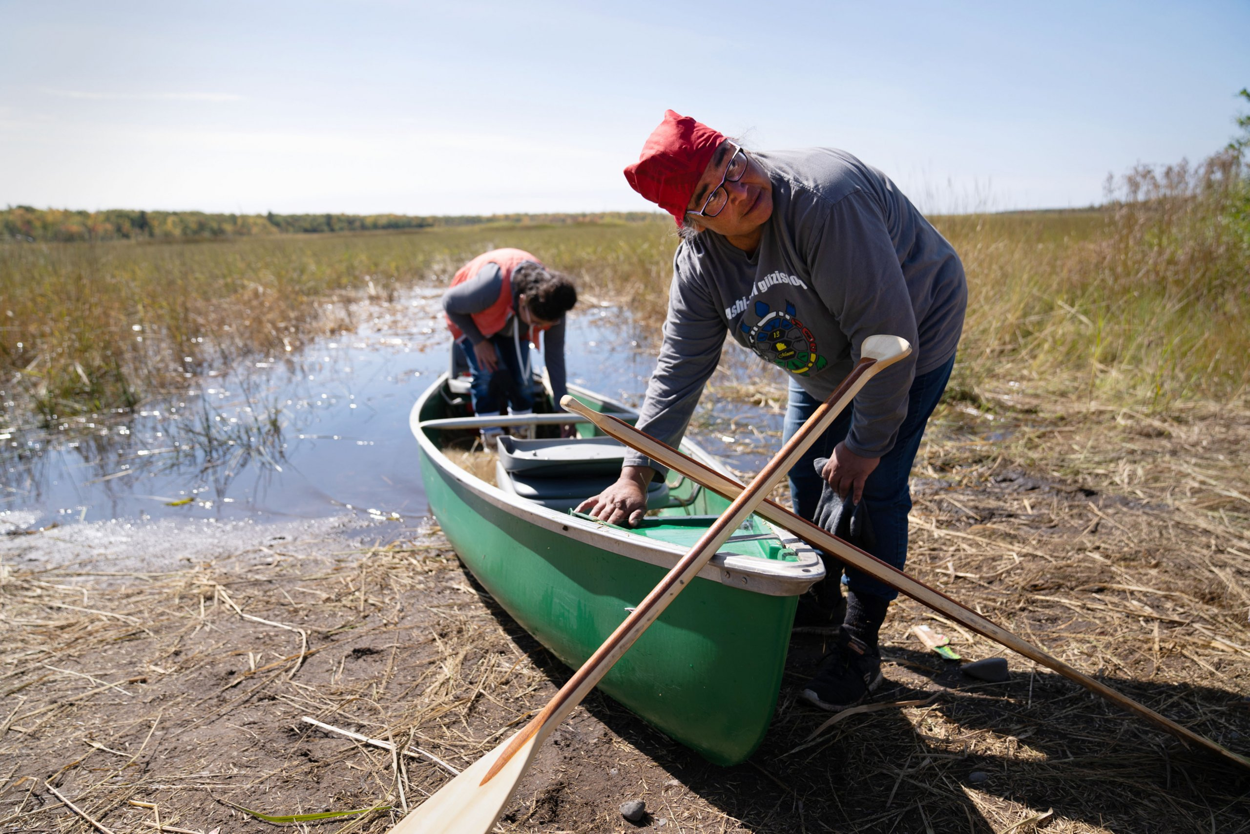 Native Americans in Minnesota Keep COVID-19 at Bay