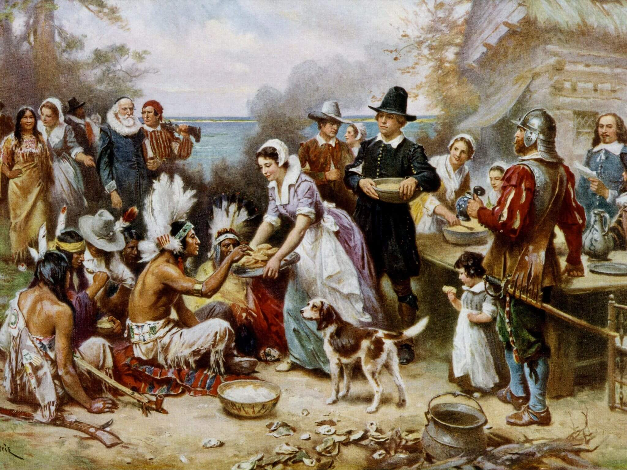 6 Things Every Non-Native Should Do on Thanksgiving