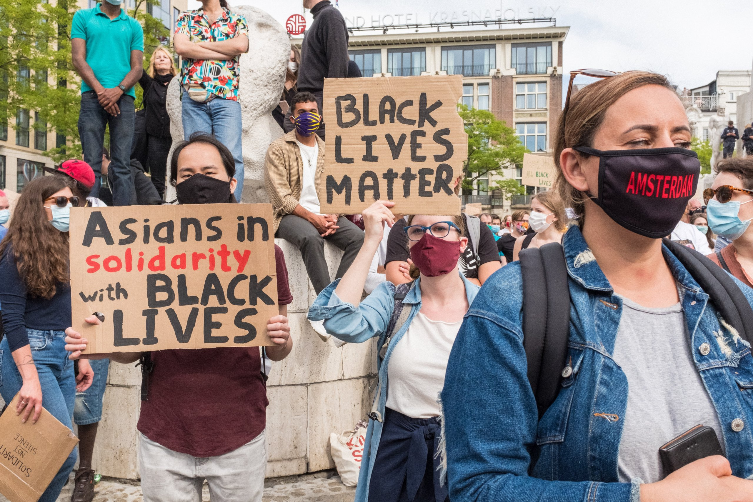 How Black People Can Be Strong Allies to Asian Americans Right Now