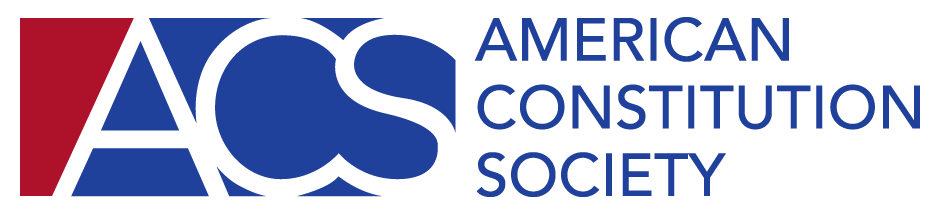 Dr. Gail Christopher Joins American Constitution Society's Podcast