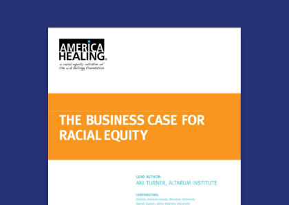 Business Case for Racial Equity